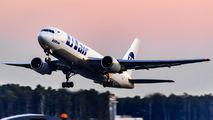 VP-BAI - UTair Boeing 767-200 aircraft