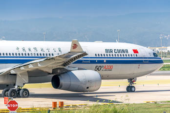 B-5977 - Air China Airbus A330-300