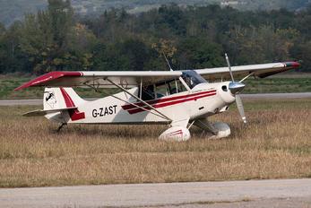 G-ZAST - Private Aviat A-1 Husky