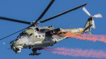 0981 - Czech - Air Force Mil Mi-24V aircraft
