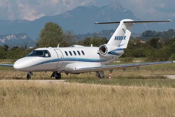 N888RK - Private Cessna 525B Citation CJ3