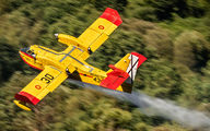 UD.13-30 - Spain - Air Force Canadair CL-215T aircraft