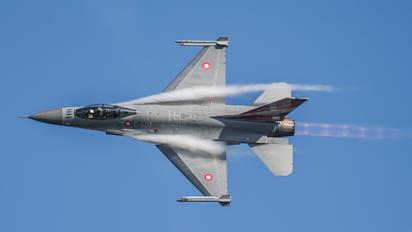 E-607 - Denmark - Air Force General Dynamics F-16A Fighting Falcon
