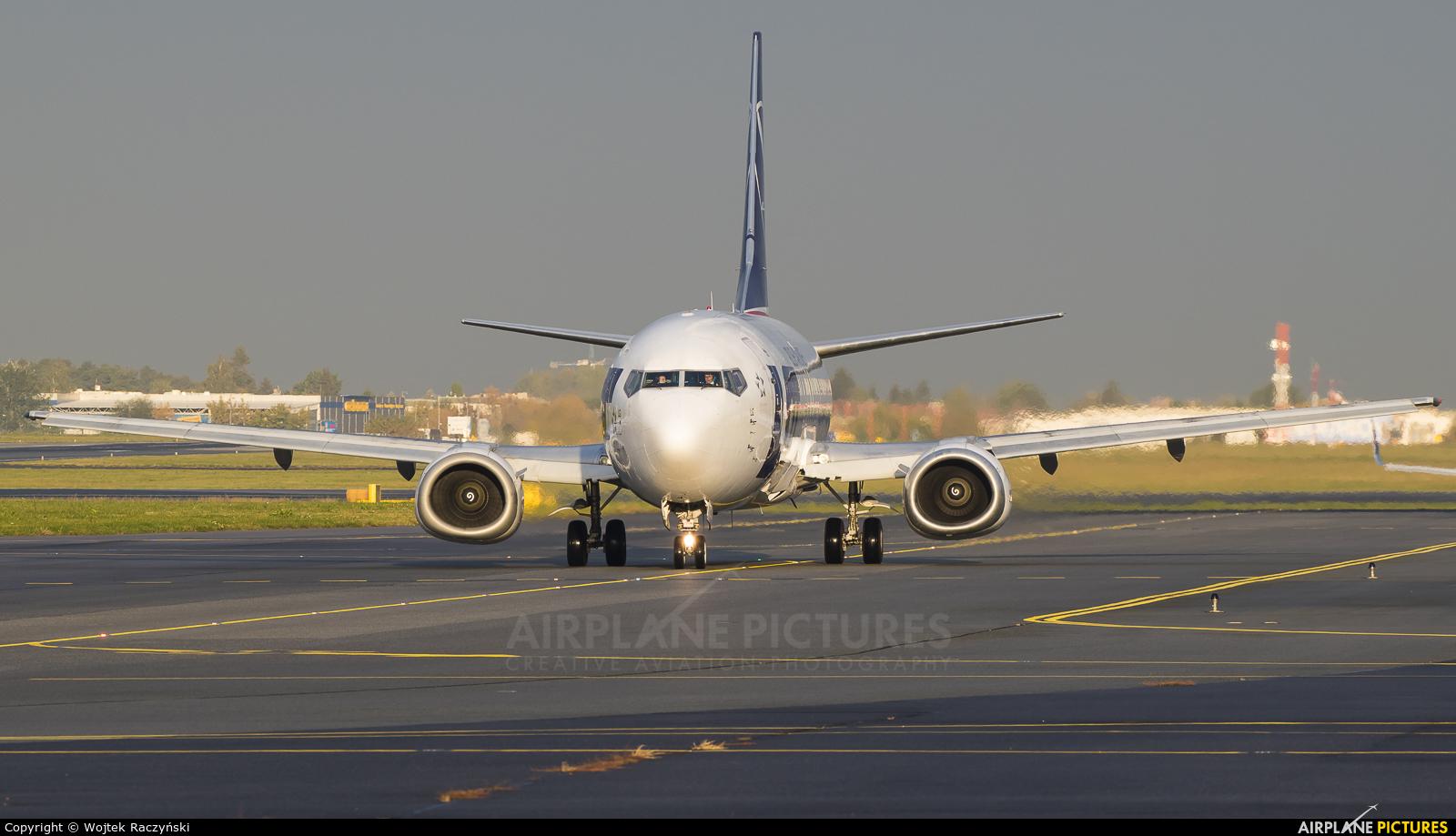 LOT - Polish Airlines SP-LLG aircraft at Warsaw - Frederic Chopin
