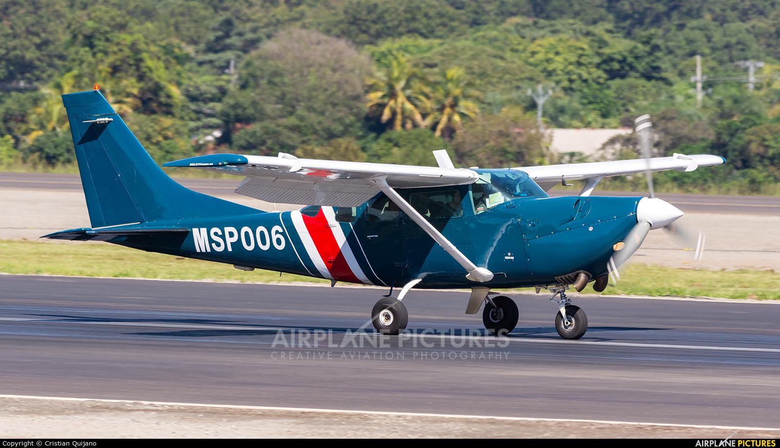 Costa Rica - Ministry of Public Security MSP006 aircraft at San Jose - Juan Santamaría Intl
