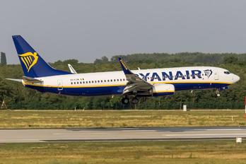 EI-FZM - Ryanair Boeing 737-8AS