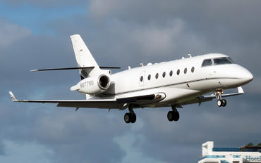 N877RU - Private Gulfstream Aerospace G200