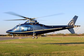 G-IFRH - Private Agusta / Agusta-Bell A 109C Max