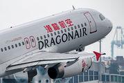 B-HSI - Dragonair Airbus A320 aircraft
