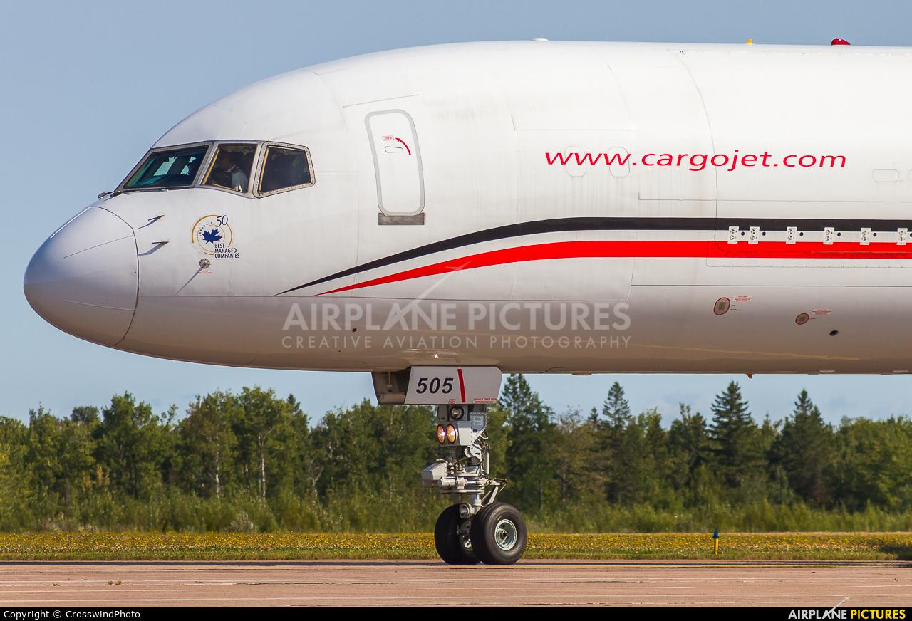 Cargojet Airways C-GCJT aircraft at