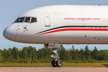 C-GCJT - Cargojet Airways Boeing 757-200F