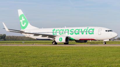 PH-HXG - Transavia Boeing 737-800