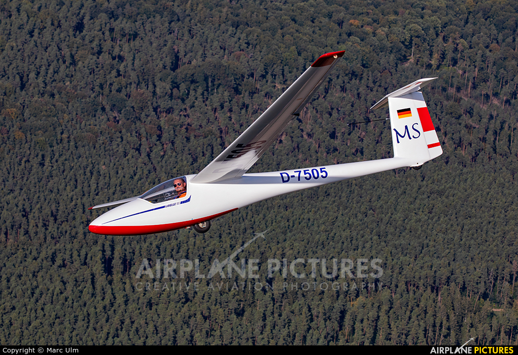 Private D-7505 aircraft at In Flight - Germany