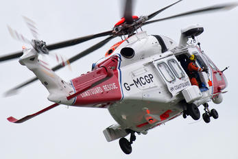 G-MCGP - Bristow Helicopters Agusta Westland AW189