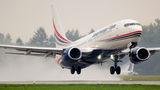 SmartWings Boeing 737-800 N624XA at Ostrava Mošnov airport