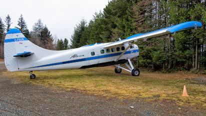 C-FSUB - Private de Havilland Canada DHC-3 Otter