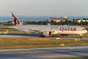 A7-BEM - Qatar Airways Boeing 777-300ER aircraft