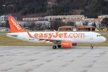 G-EZOG - easyJet Airbus A320