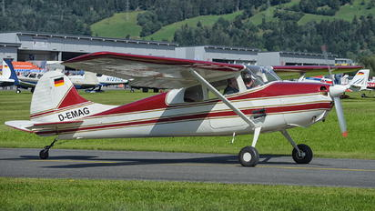D-EMAG - Private Cessna 170