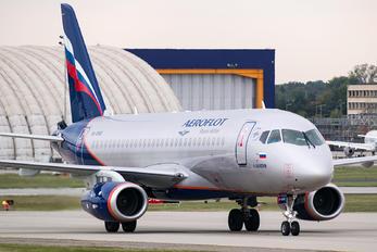RA-89106 - Aeroflot Sukhoi Superjet 100