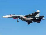 - - Russia - Navy Sukhoi Su-27 aircraft