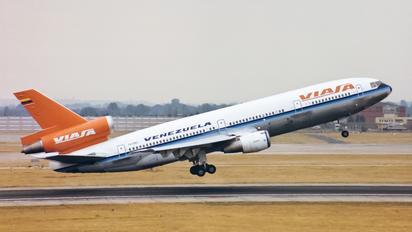 YV-135C - Viasa McDonnell Douglas DC-10-30