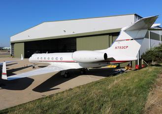 N793CP - Private Gulfstream Aerospace G-V, G-V-SP, G500, G550