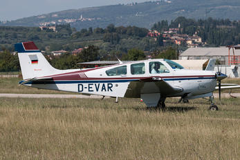 D-EVAR - Private Beechcraft 33 Debonair / Bonanza