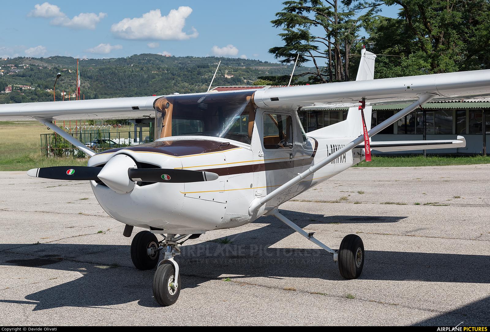 Private I-MNVA aircraft at Verona - Boscomantico