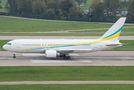 Comlux Aviation B762 visited Zurich