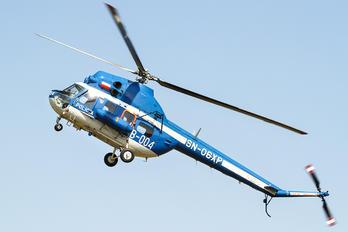SN-06XP - Poland - Police Mil Mi-2