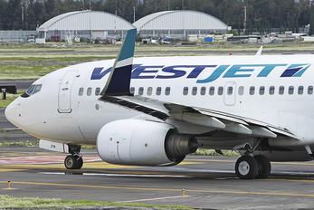 C-FWSO - WestJet Airlines Boeing 737-700