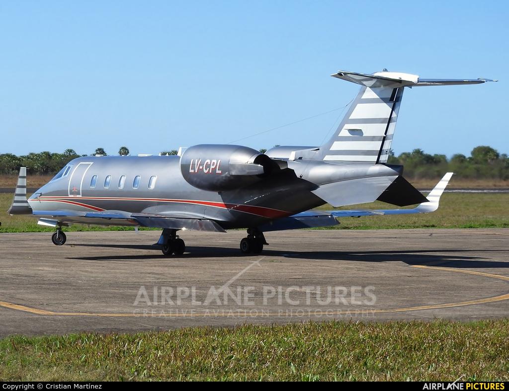 Baires Fly LV-CPL aircraft at Formosa Intl