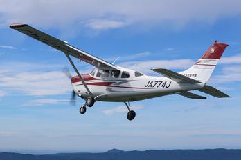 JA774J -  Cessna 206 Stationair (all models)