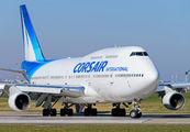 F-GTUI - Corsair / Corsair Intl Boeing 747-400 aircraft