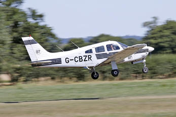 G-CBZR - Private Piper PA-28R-201 Arrow III