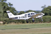 G-CBZR - Private Piper PA-28R-201 Arrow III aircraft