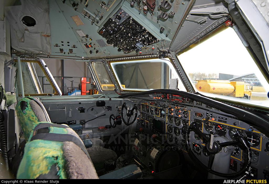 NLM Cityhopper PH-FHF aircraft at Lelystad