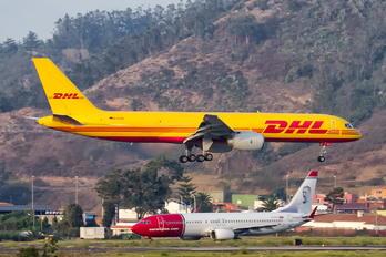 D-ALEW - DHL Cargo Boeing 757-200