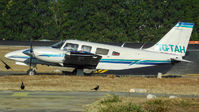 #2 Private Piper PA-34 Seneca TG-TAH taken by Davids Mendoza