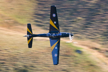 ZF317 - Royal Air Force Short 312 Tucano T.1