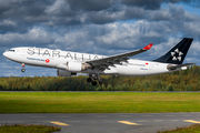TC-LNB - Turkish Airlines Airbus A330-200 aircraft