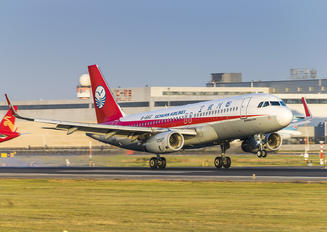 B-1662 - Sichuan Airlines  Airbus A320