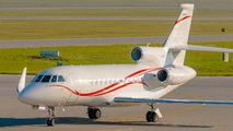 OO-DOB -  Dassault Falcon 900 series aircraft