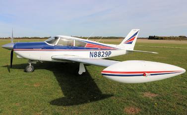 N8829P - Private Piper PA-24 Comanche