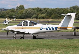 G-BGBW - Private Piper PA-38 Tomahawk