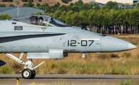 C.15-49 - Spain - Air Force McDonnell Douglas EF-18A Hornet aircraft