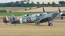 G-CCCA - Aircraft Restoration Co, Supermarine Spitfire T.9 aircraft