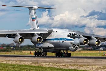 RF-86874 - Russia - Air Force Ilyushin Il-76 (all models)