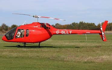 G-GLLY - Private Bell 505 Jet Ranger X